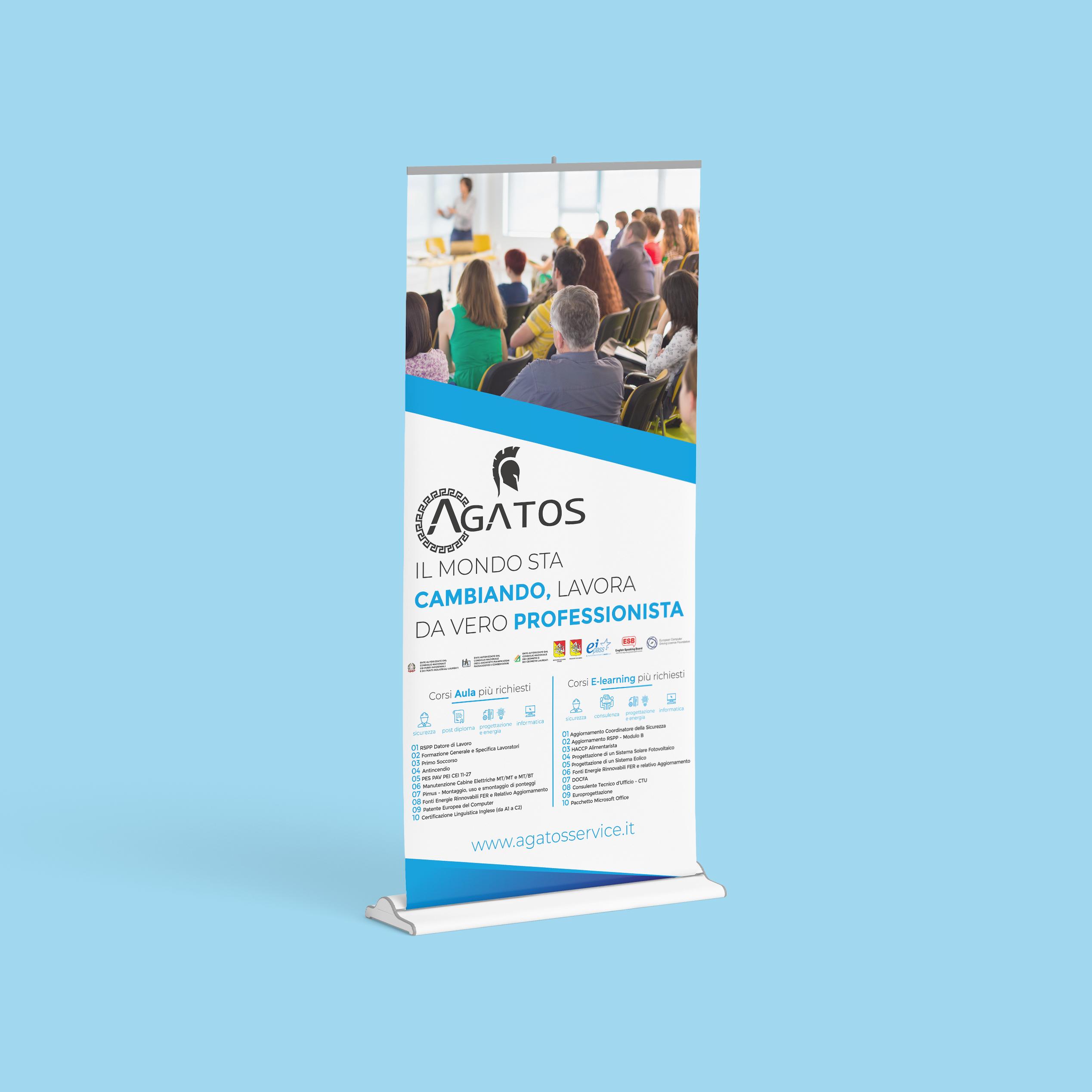 Agatos Service Rollup