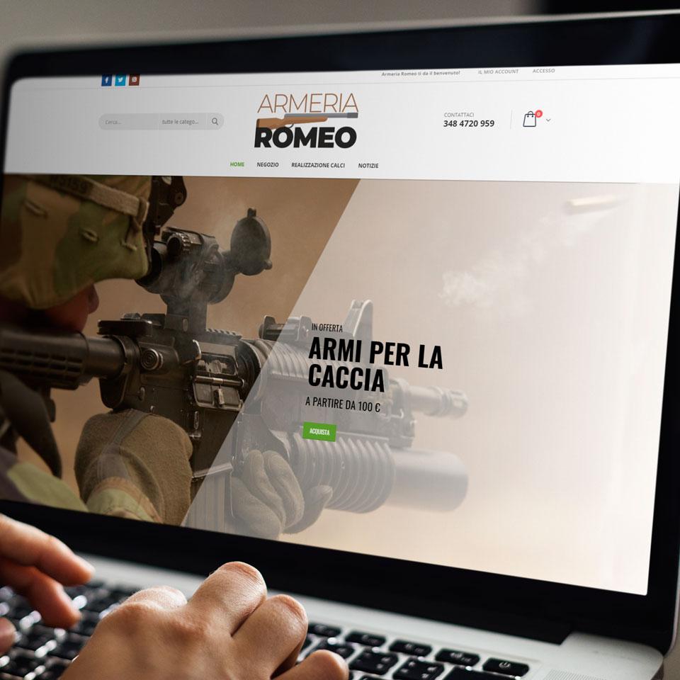 Armeria Romeo